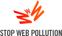 Stop Web Pollution!