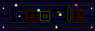 [Teknobaz] Google PacMan