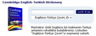 [Teknobaz] İngilizce Türkçe sözlük