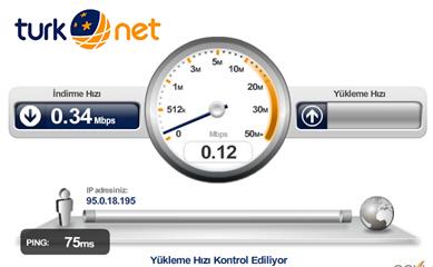 [Teknobaz] İnternet hızı ölçme