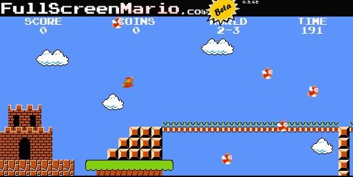 [Teknobaz] Super Mario oyna