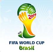 2014 Brezilya Dünya Kupası FIFA Maç Sonuçları Cep Telefonu Uygulaması