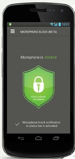 Cep Telefonunda Gizli Dinlemelere Karşı Mikrofonu Kapat [Android]