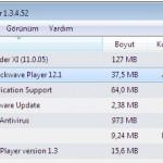 GeekUninstaller-Program Kaldır (Uninstall) Programı Kullan [İndir]