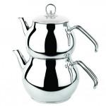 Çaydanlık ve Elektrikli Su Isıtıcı (Kettle) İçinde Biriken Kireç Nasıl Temizlenir?