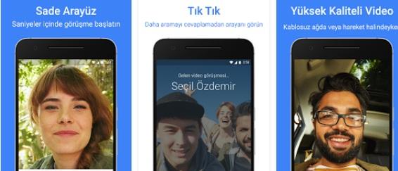 [Teknobaz] Google Duo