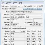 Core Temp-İşlemci Sıcaklığını Ölçen Program, Aşırı Sıcaksa Kapatsın [İndir]