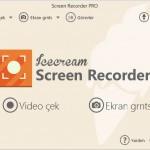 Screen Recorder-Ekran Görüntüsü Videosu Çekme Programı [İndir]