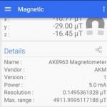 Android Cep Telefonundaki Sensörleri Ve Verdiği Bilgileri Öğren