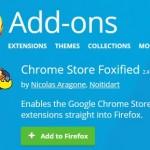 Chrome Eklentilerini Firefox'ta Çalıştırmak