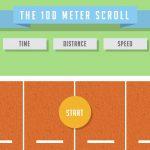 100 Metre Mesafeyi Farenin Tekerleğini Çevirerek Ne Kadar Sürede Gidebilirsiniz?