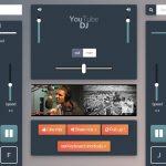 YouTube DJ-İki YouTube Şarkısını Birlikte Çal, DJ'lik Yap