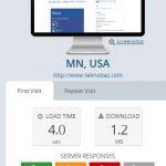 Dünyanın Çeşitli Ülkelerinden İnternet Sitesinin Açılma Süresini Test Et