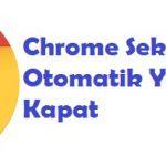 Chrome Sekmelerin Her Girişte Sayfayı Otomatik Yenilemesini Kapat